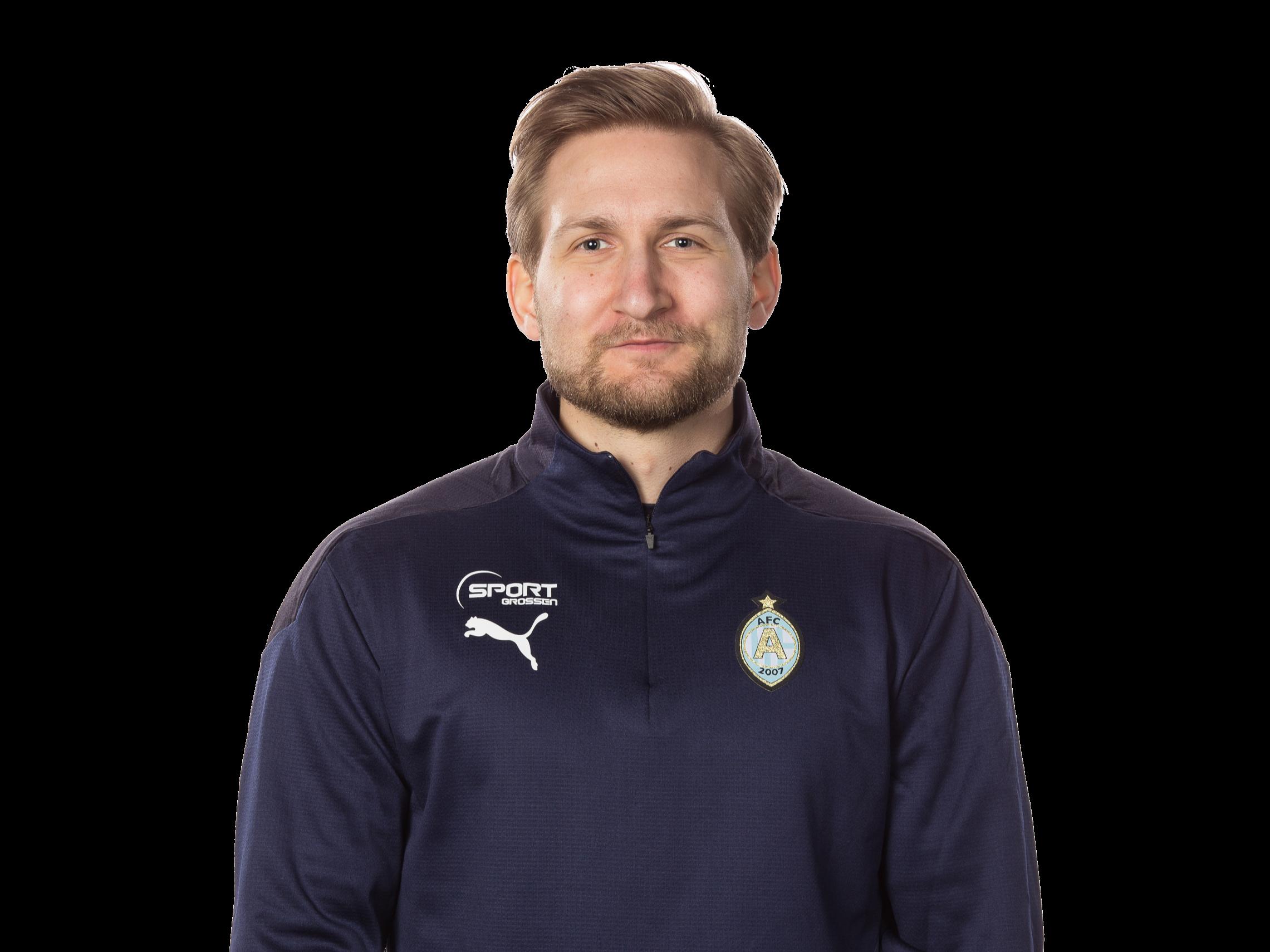 Välkommen till AFC Eskilstuna Casper Cornén