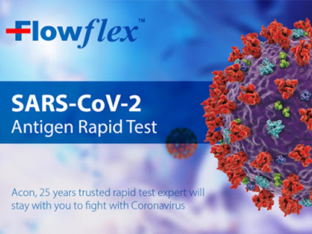 Covid-19 snabbtest för att minska smittspridningen
