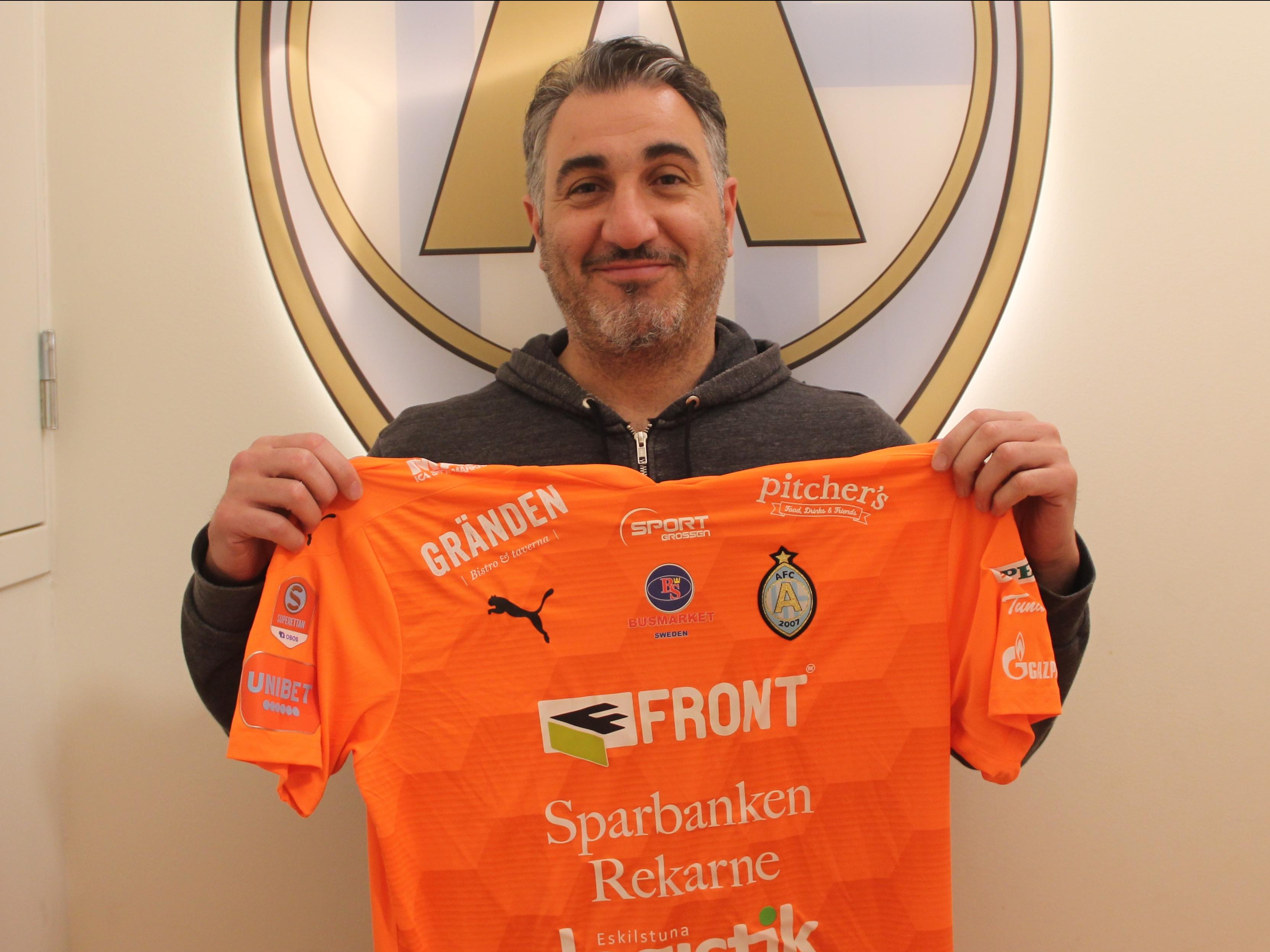 AFC Futsal förstärker med ny huvudtränare